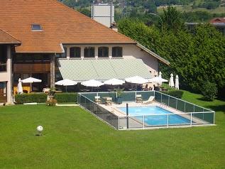 Mont Blanc Hôtel Restaurant le