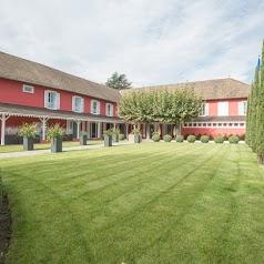Hôtel Les Maritonnes Parc & Vignoble Restaurant Rouge & Blanc