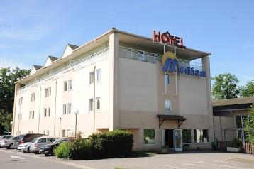 Hotel Median Genève Aéroport