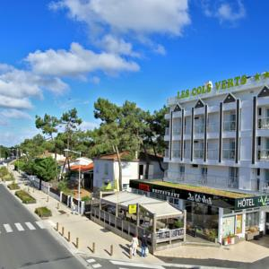 Logis Hôtel les Cols Verts