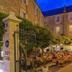 Logis Hôtel le Fontarabie