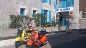 Hôtel Au Marais