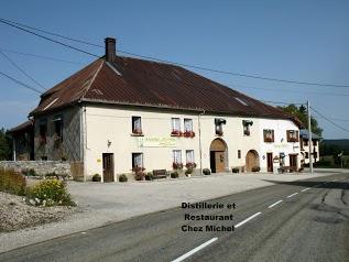 Auberge de la Distillerie