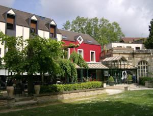 Hotel Restaurant Du Parc De La Colombiere