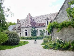 Maison d'hôtes l'Augeonnière Villandry